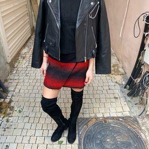 Sanctuary Plaid Skirt